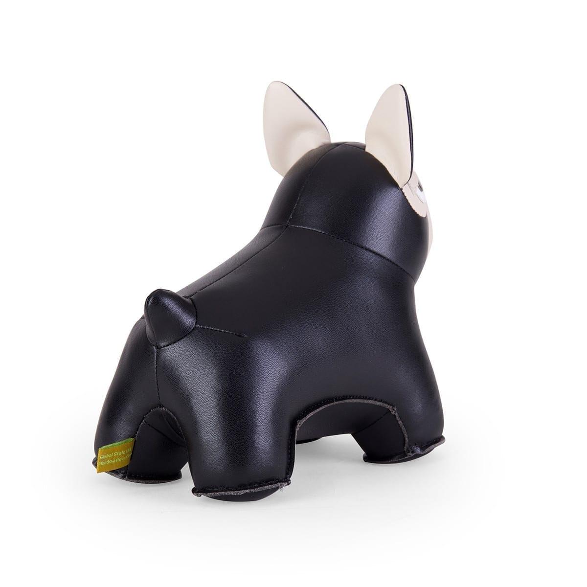 Bookend Classic French Bulldog Black