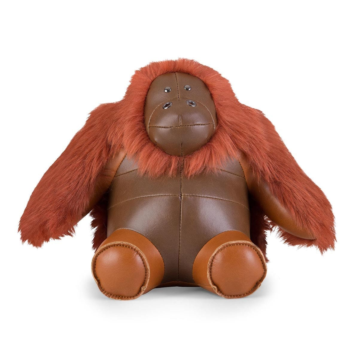 Bookend Classic Orangutan Brown