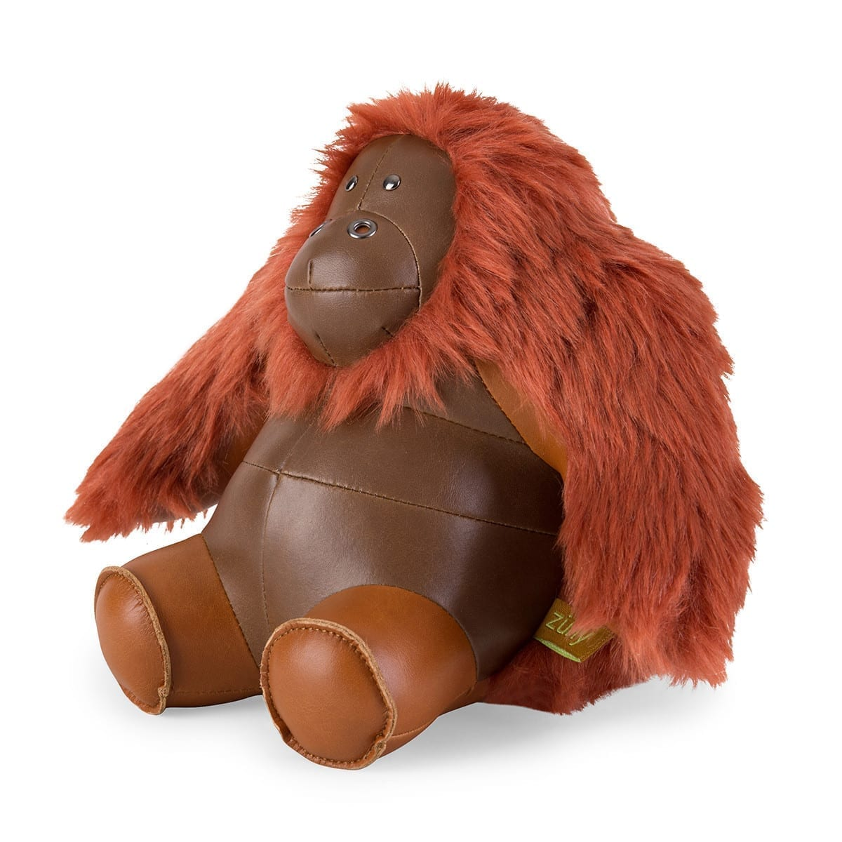 Bookend Classic Orangutan Brown