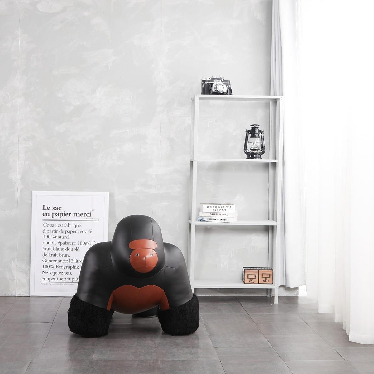 Giant Gorilla Black