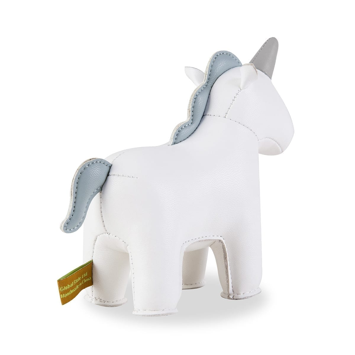 Paperweight Unicorn White