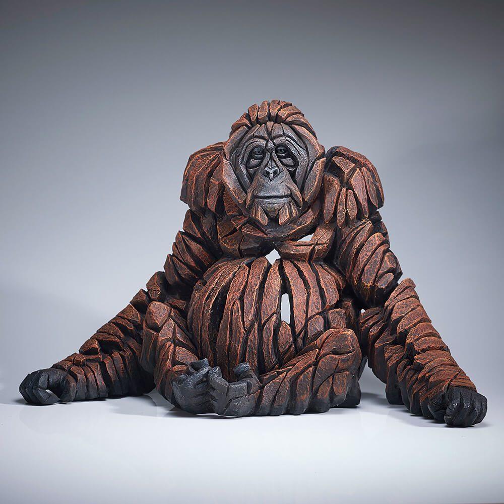 Edge Mother Orangutan